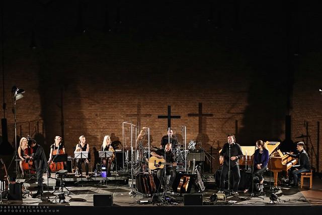 [Echoes - Pink Floyd Tribut / 20.12.2015 - Christuskirche Bochum]