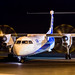 ANA Wings de Havilland Canada DHC-8-400Q  Bombardier Q400 JA848A at Oita Airport by seigo_takamatsu