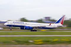 Tu-214 Panning
