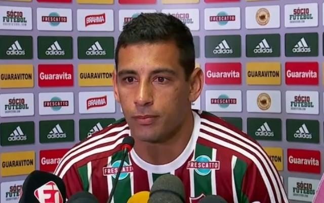 Reservas do Flu vencem Sub-20 em jogo-treino com gol de Diego Souza