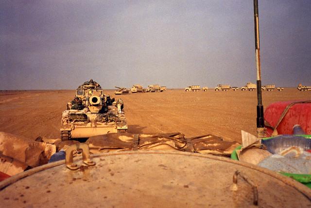 1-623rd in Desert Storm