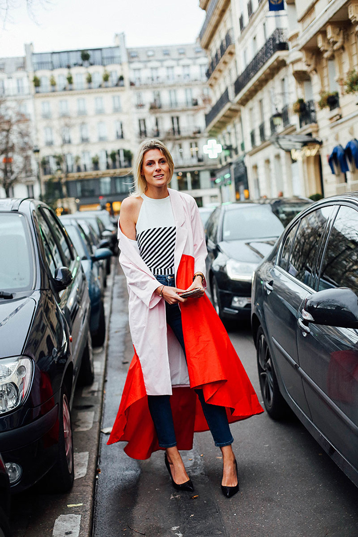 Street Style Fashion Week Paris9