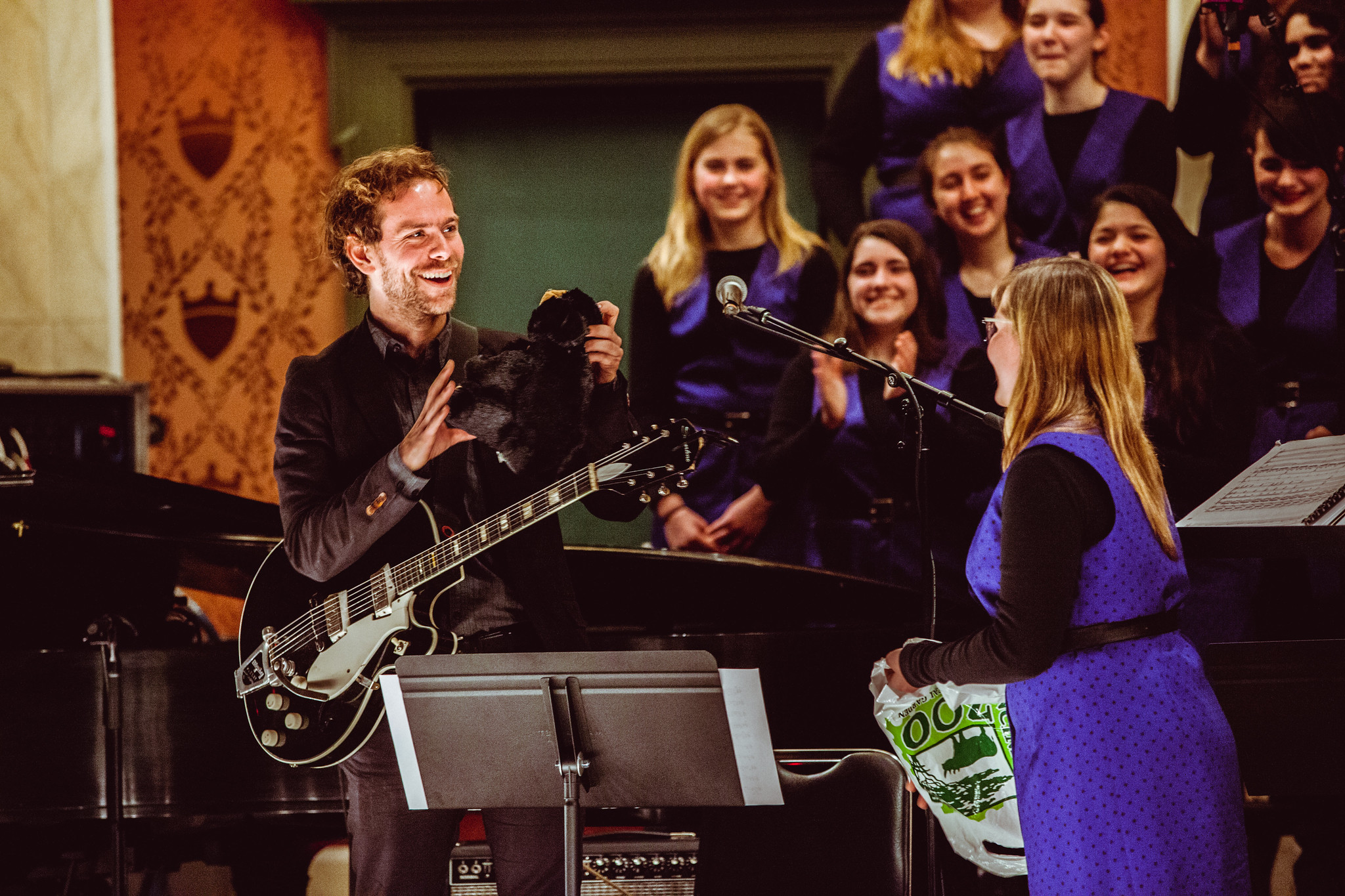 Brooklyn Youth Choir w/ Bryce Dessner