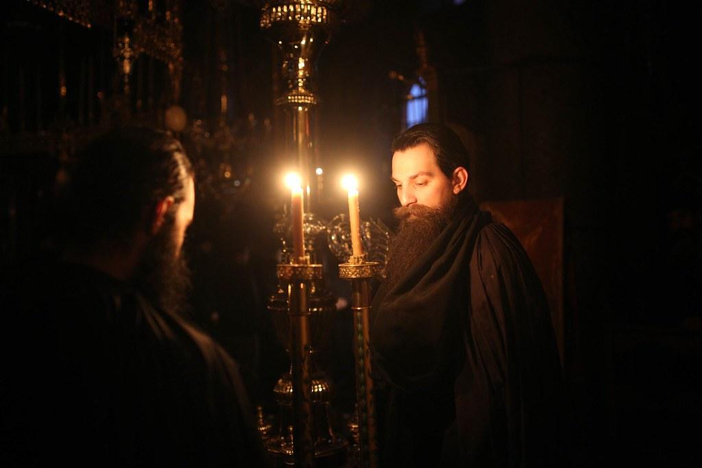 Архиепископ Петергофский Амвросий совершил паломничество на Святую Гору Афон ч.2 / Archbishop Ambrose of Peterhof visited the Holy Mount Athos part 2