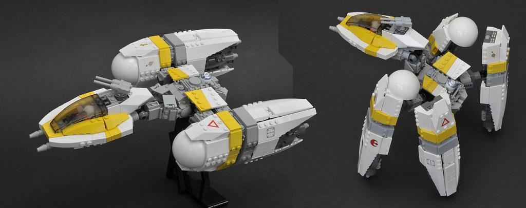 Y-wing evo
