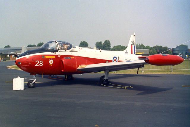 XN461/28 Provost T.3A