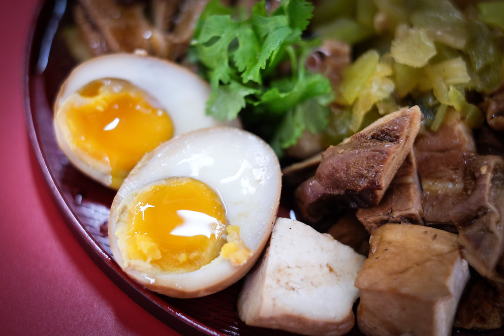 Jin Ji Teochew Braised Duck Egg