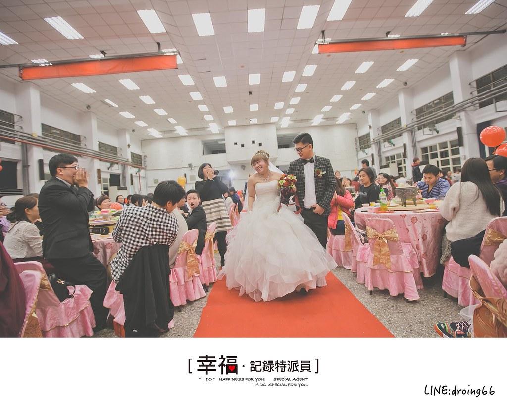『婚禮記錄』最愛台灣味