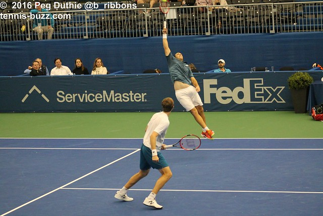 Eric Butorac and Scott Lipsky