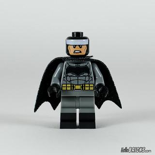 REVIEW LEGO 76045 DC Comics Batman Kryptonite Interception 05