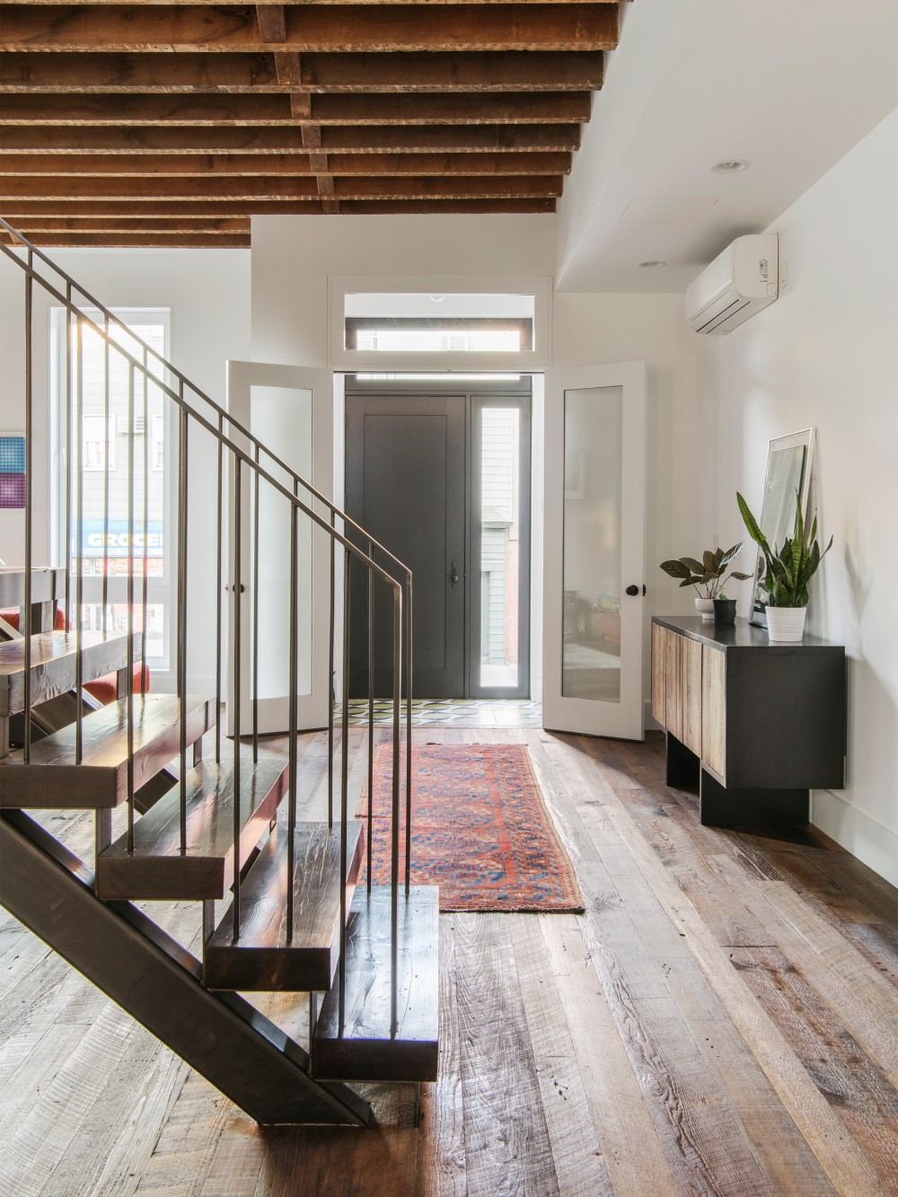 Lorimer Street Townhouse by Ensemble Architecture