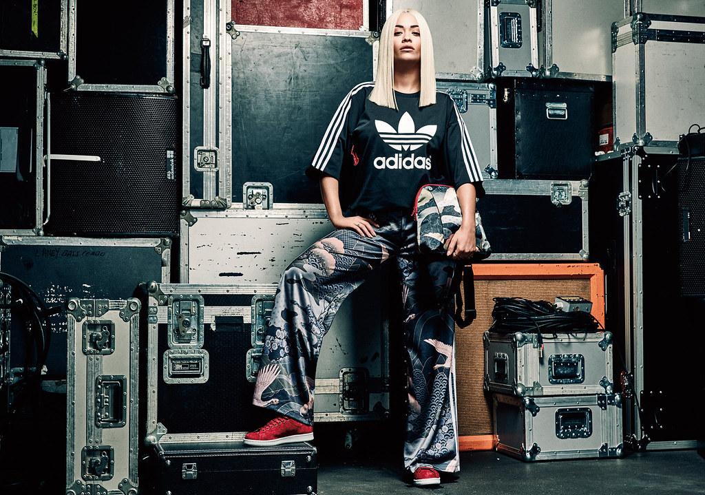 Рита Ора — Фотосессия для «Adidas» 2016 – 1