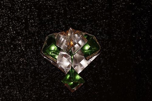 Origami 'Alien' (Marjan Smeijsters)