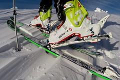 """""""Sport pecké skialpování"""" - pronikněte do tajů skialpinismu!"""