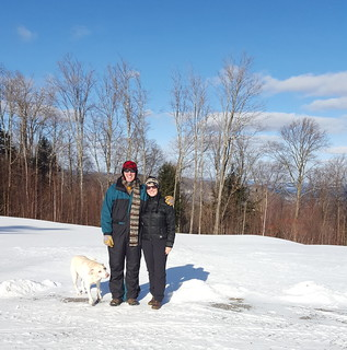 Enjoying Vermont