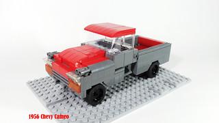 Chevy Cameo 1956