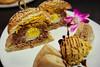 Scotch Egg Burger - Terra Cafe