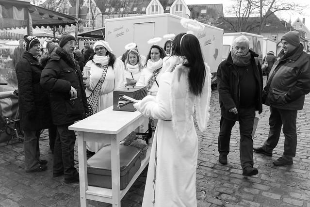 Mit den Engeln in Speyer