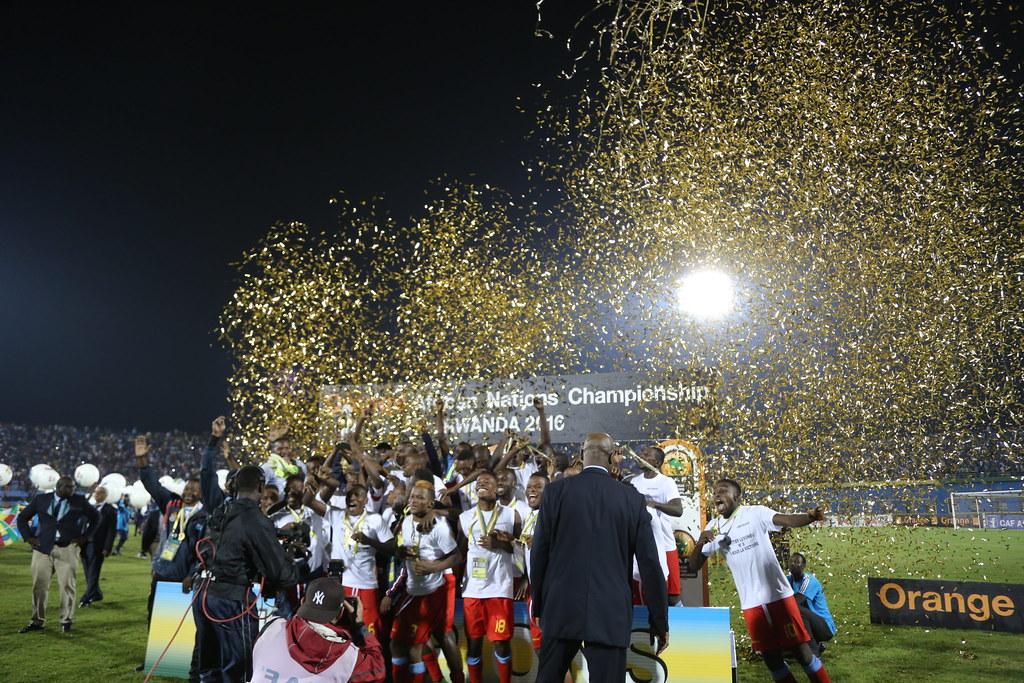 DR Congo 3 - 0 Mali, Kigali - 07 February 2016 ( Final)