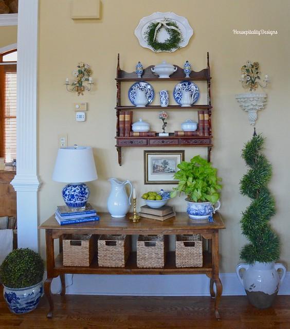 Pre-Spring Vignette - Housepitality Designs