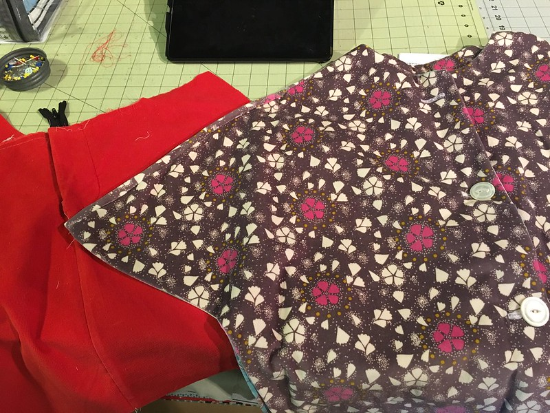 Winter 2016: Sewing Fails and Frustrations