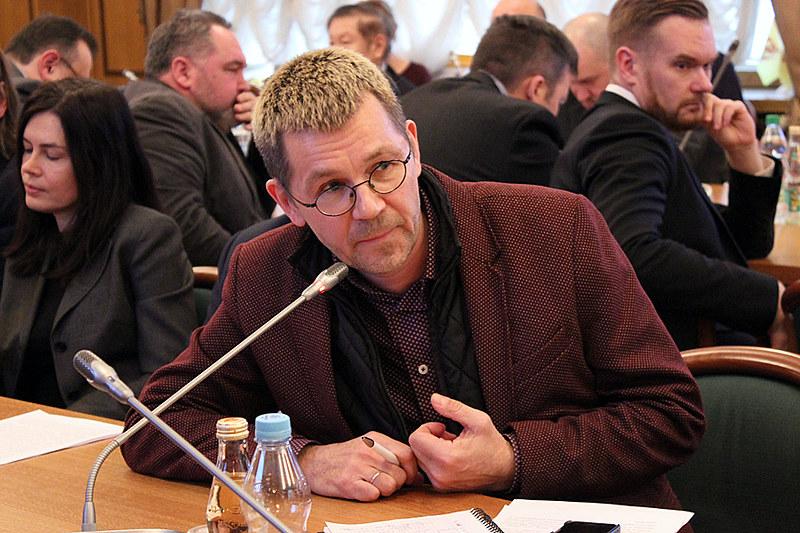 Андрей Лоскутов, Российский сигарный союз