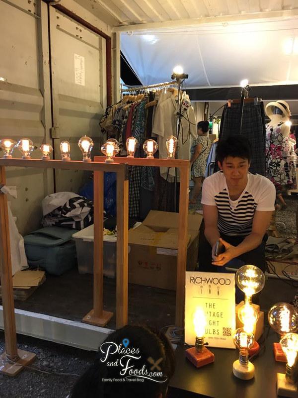 bangkok neon fest light bulbs