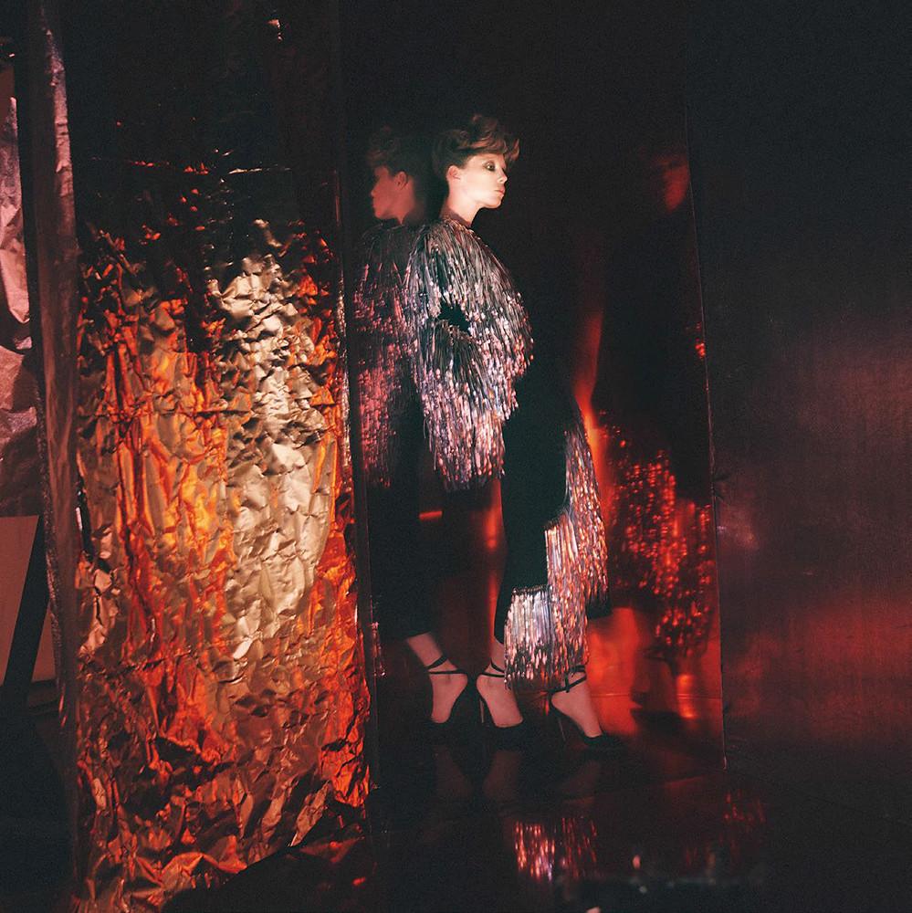 Эди Кэмпбелл — Фотосессия для «Vogue» FR 2016 – 2