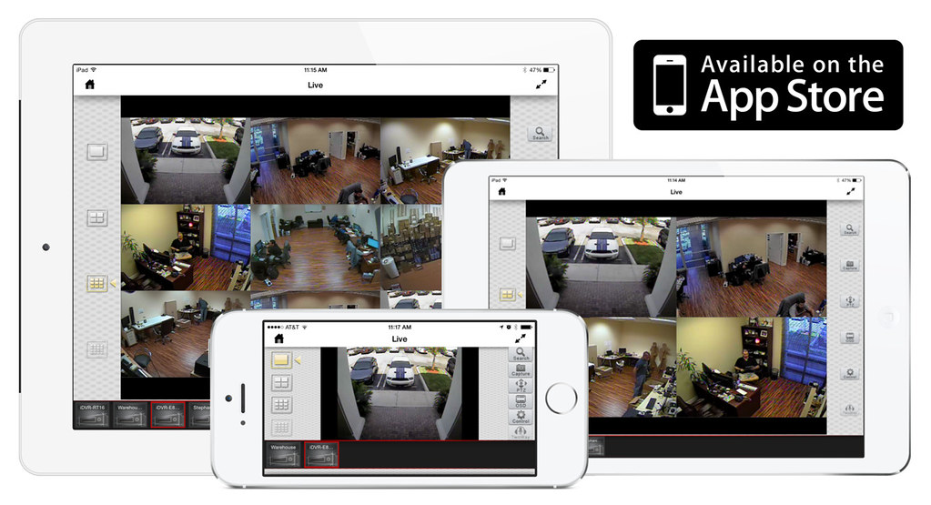 CCTV Apps