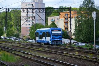 Autobusy szynowe i spalinowe zespoły trakcyjne – Diesel Multiple Units - Verbrennungstriebwagens