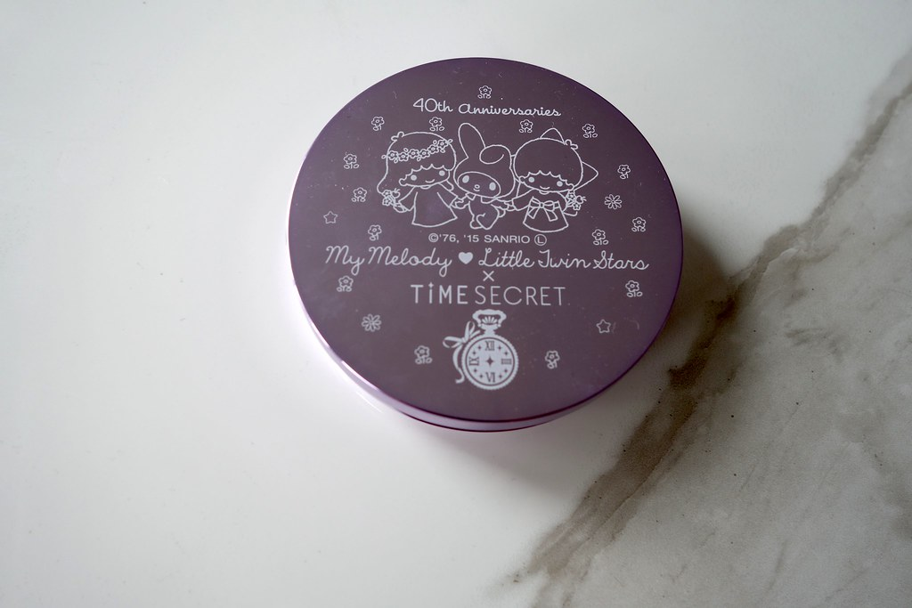 Islandbell February Favourites: My Melody x Little Twin Stars Time Secret Powder