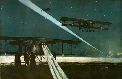 A la recherche des phares aéronautiques
