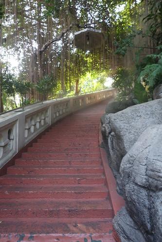 344 Stufen zum Wat Saket