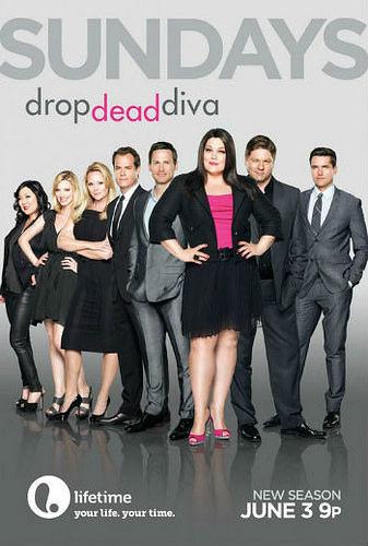 美女上错身第三季/全集Drop Dead Diva迅雷下载