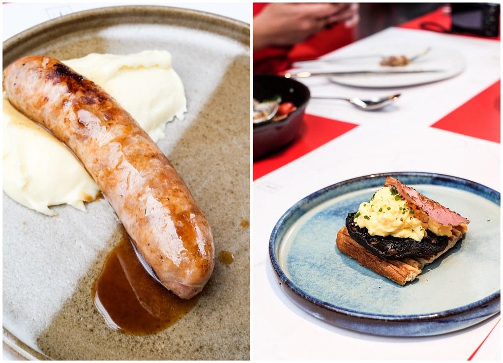 housemade sausage