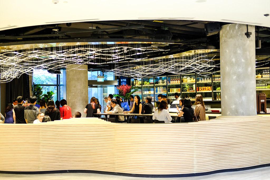 Redpan: Restaurant Architecture