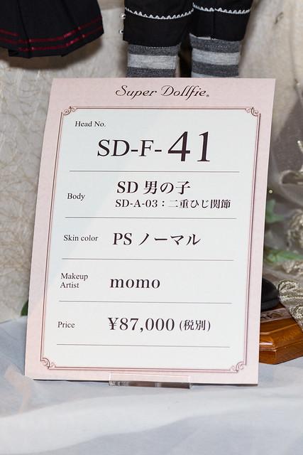 HTドルパ京都13 フルチョイスワンオフ SD F-41