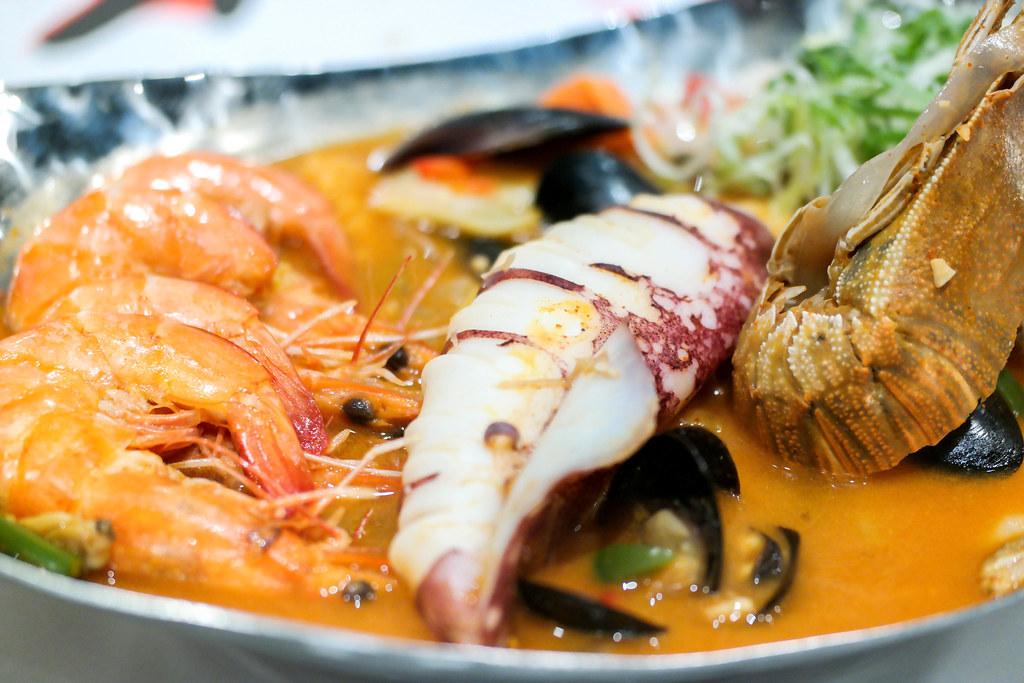 Chir Chir: Spicy Seafood Soup
