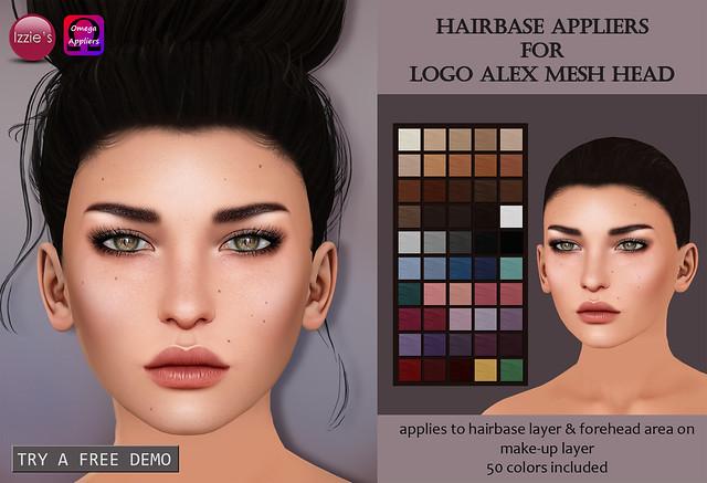 LOGO/Omega Hairbase