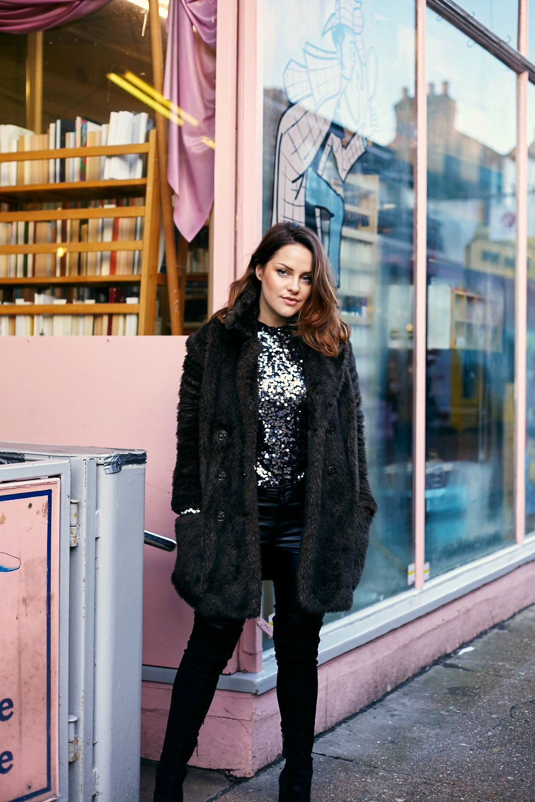 The Little Magpie Brighton OOTD 1