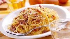 Pasta Carbonara recipe, ricetta spaghetti alla car…