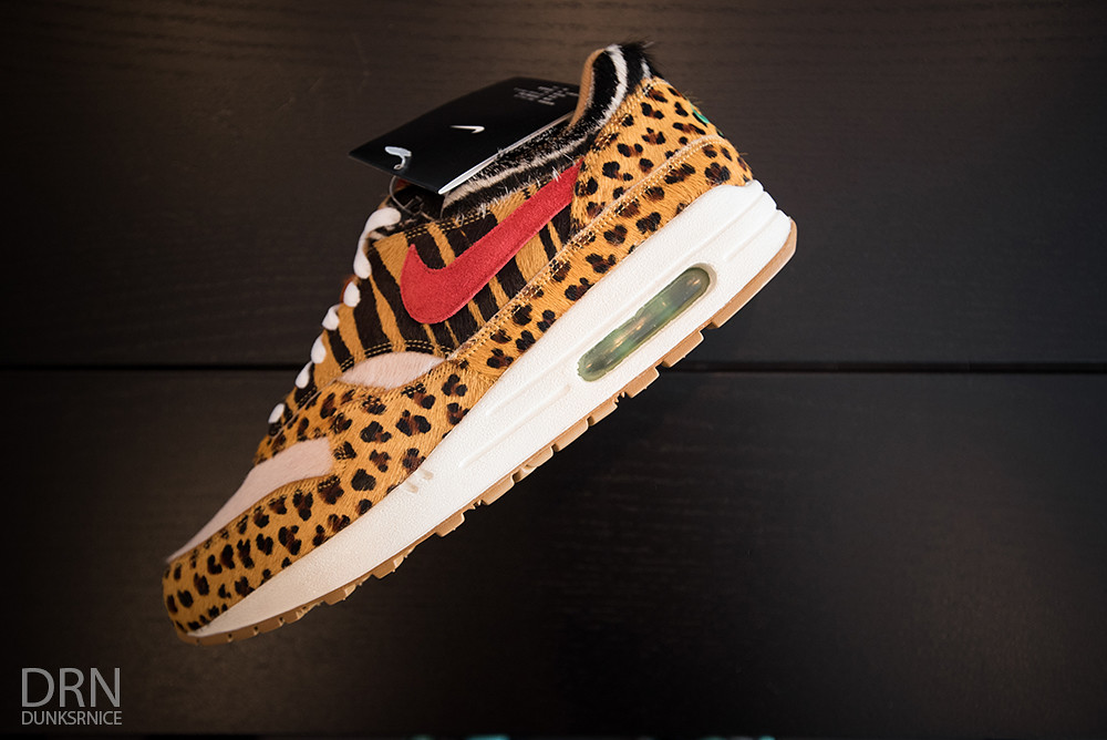 Air Max 1 Animal Pack.