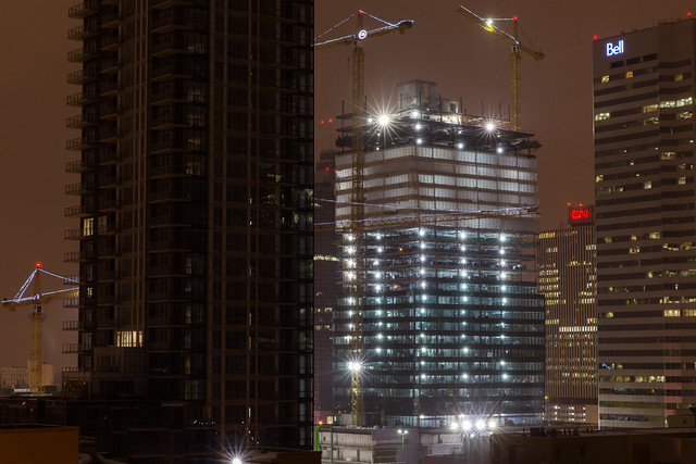 Edmonton Tower Lights