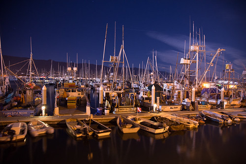 Fishing Fleet at Rest - Straehley