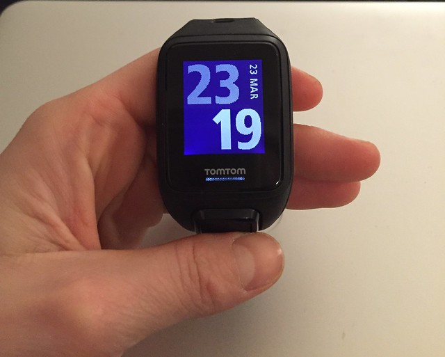 TomTom Spark Cardio+Music Small