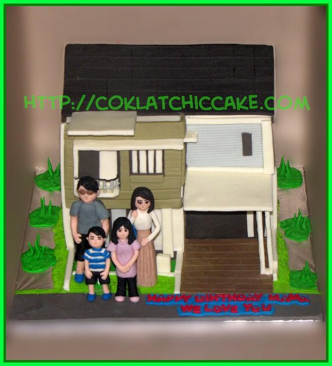 Cake Rumah