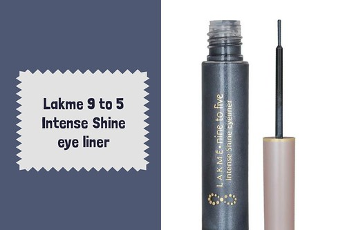 Lakme Eyeliner Price- Lakme 9 to 5 Intense Shine Eyeliner
