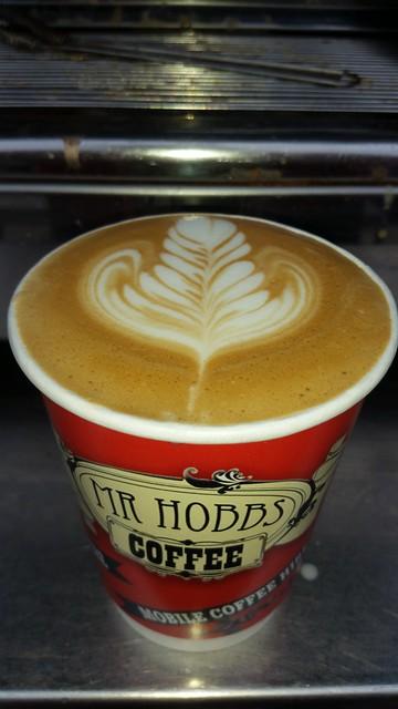 Mr Hobbs Coffee #MobileCoffee