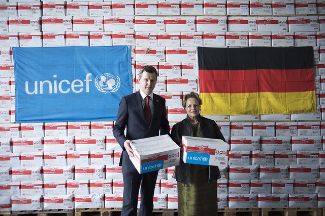 Germany announces 10 million euro support for the drought response in Ethiopia
