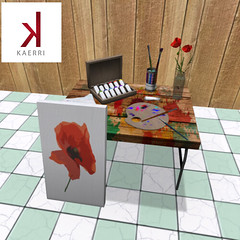 Kaerri in Virtual Soho - Store opening gift!